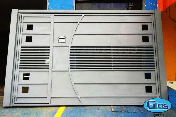 PORTÃO MODELO GL 79<div style='clear:both;width:100%;height:0px;'></div><span class='desc'>Portão Modelo Linha Premium </span>